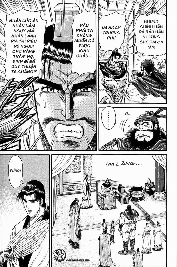 Chú Bé Rồng - Ryuuroden chap 10 - Trang 44