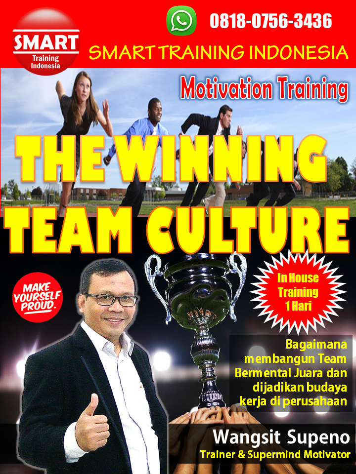 IN HOUSE TRAINING MOTIVASI TEMA 1