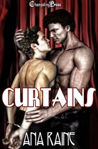 Curtains by Ana Raine