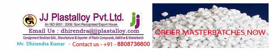 White Masterbatches Supplier & Manufacturer India Exporter Worldwide