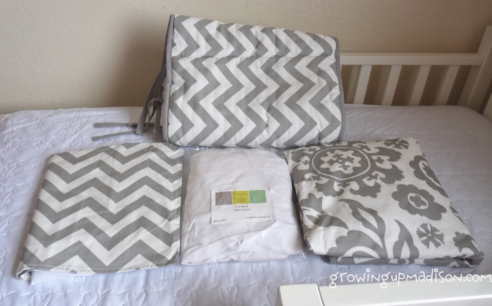 Liz And Roo Baby Bedding Review Annmarie John