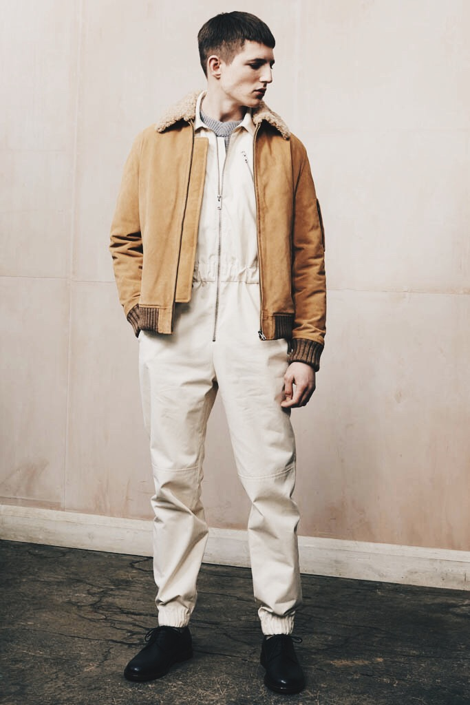 Ana Maddock- Paris Men's AW16-17 Collections Part 1