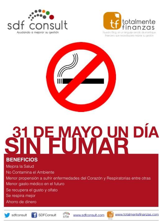 Totalmentefinanzas un d a sin fumar for Cuarto dia sin fumar