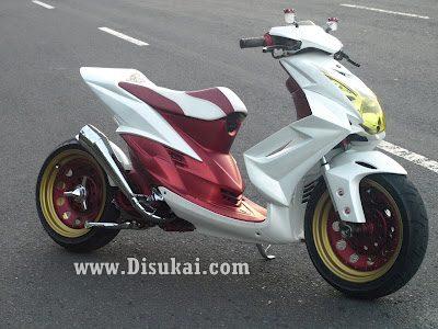 Biaya Modifikasi Motor Yamaha Mio