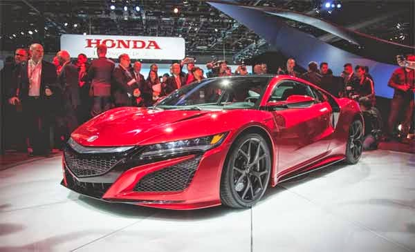 2016 Acura NSX Concept Price in Canada