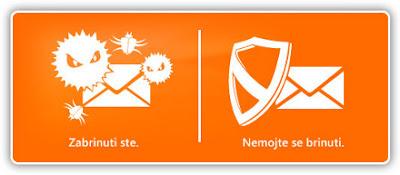 Savjet za Hotmail: Zaštitite mapu ulazne pošte od hakera