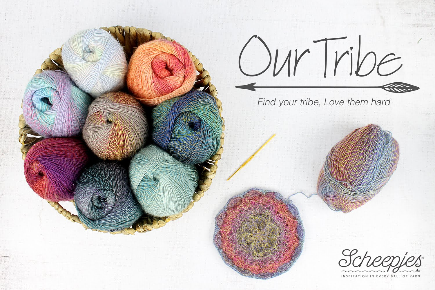 Our Tribe Yarn