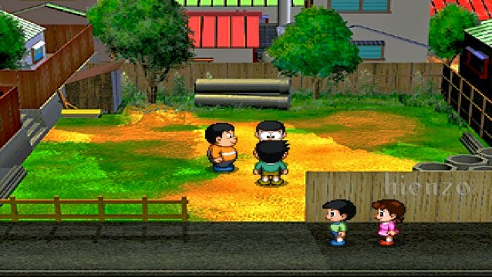Doraemon 3: Makai no Dungeon Gameplay (PC)