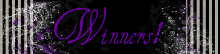 Winners: UNGUARDED by Ashley Robertson