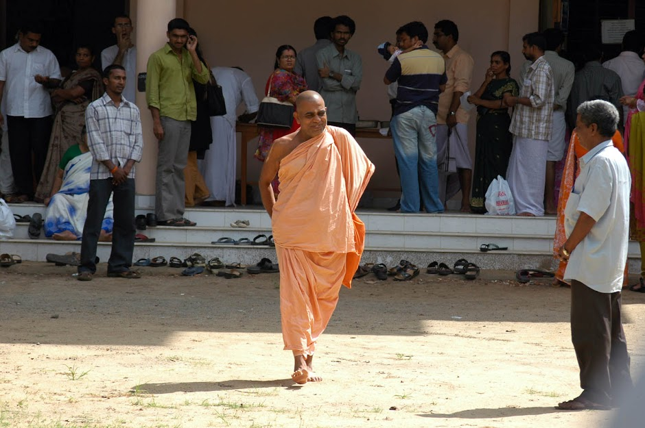 Swami  Nirmalananda Giri Maharaj