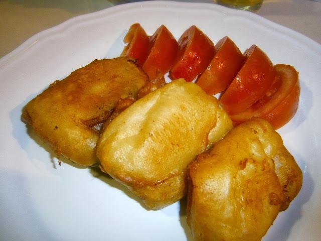 Fish and Chips (Pescado con patatas)