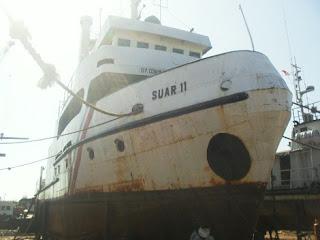Tangani Kapal Navigasi, Barokah Marine Dilirik Kementrian Perhubungan