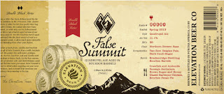 Elevation False Summit