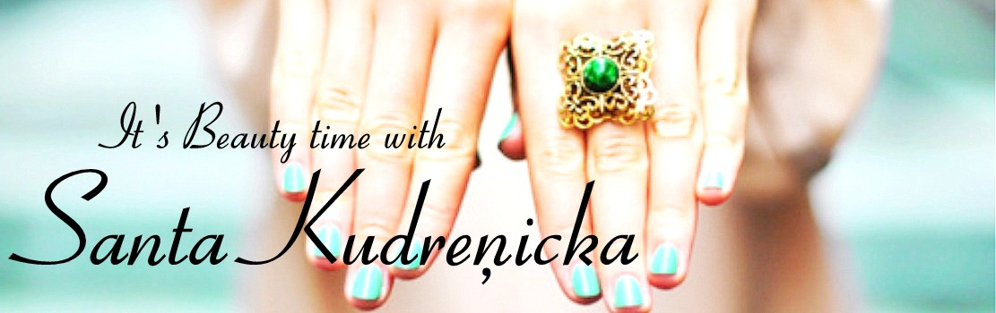 It's Beauty time with Santa Kudreņicka