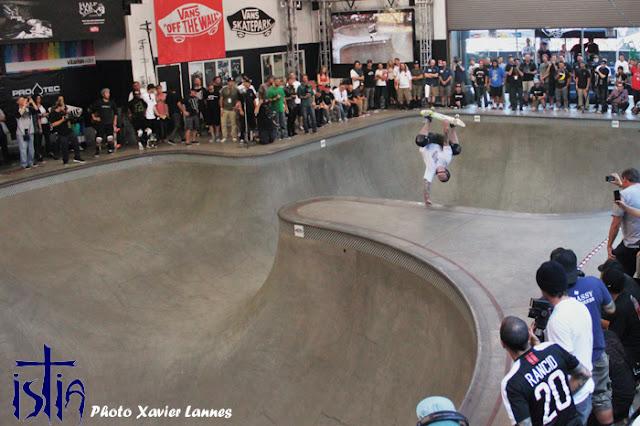 Jeff Grosso, Pro Tec Pool Party 2012, Vans Skatepark