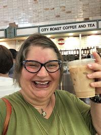 2019, City Roast, Iced Chai, Cleveland Ohio (West Side Market)