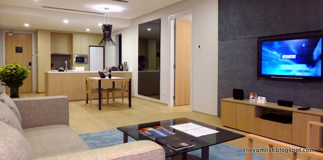 Fraser Residence, Serviced Apartments, Kuala Lumpur