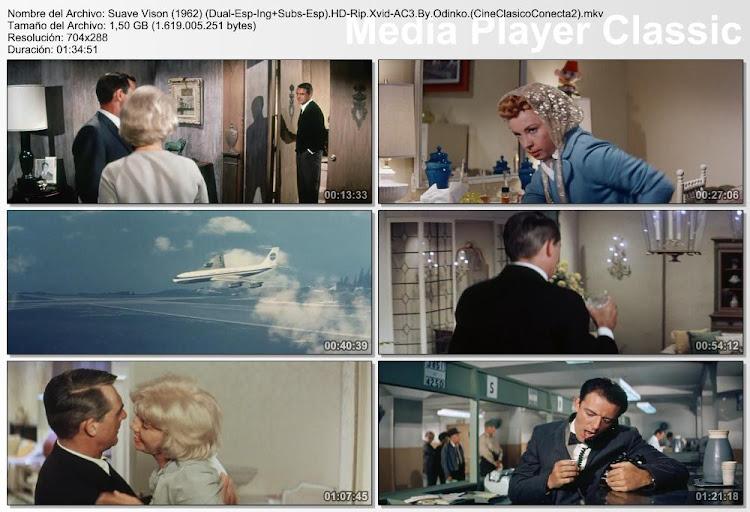 Imagengenes de la pelicula: Suave como visón | 1962 | That Touch of Mink