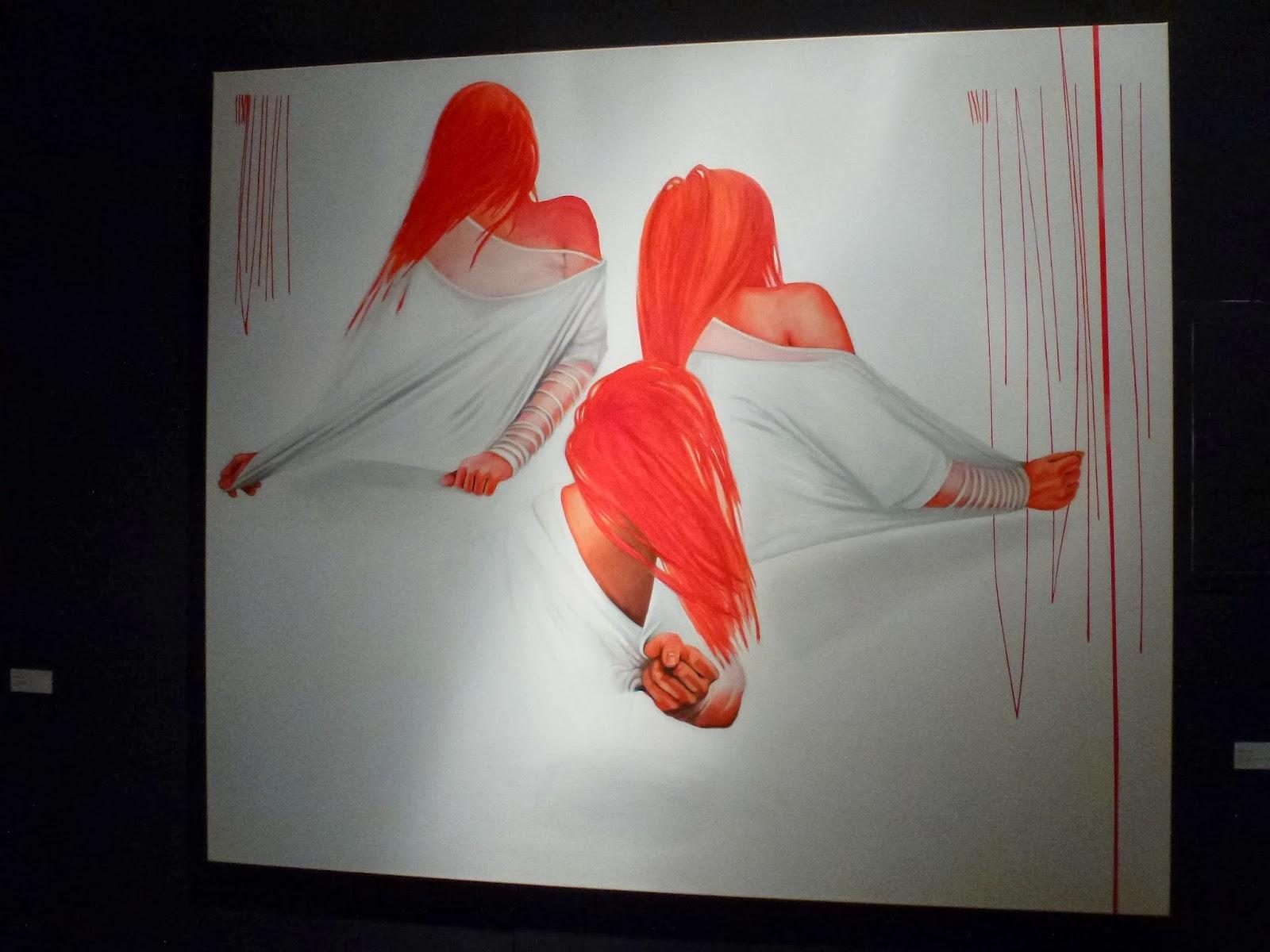 Malerei, Beata Obst