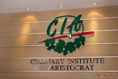 Mango Tours - The Aristocrat Restaurant: Culinary Institute of Aristocrat
