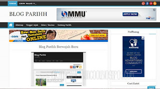 Blog Parihh SEO