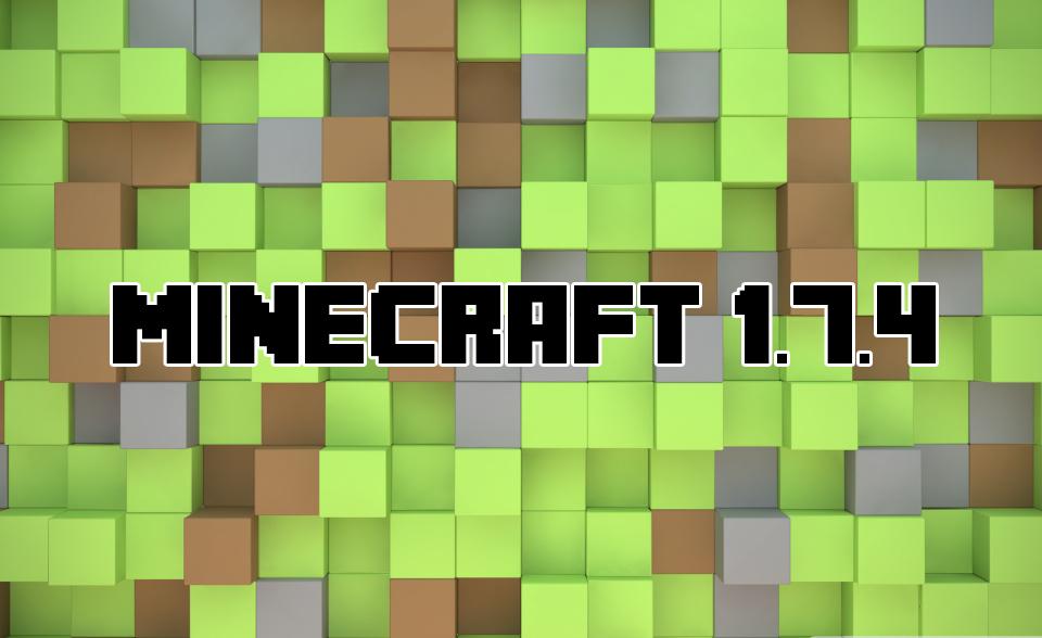 Minecraft v 1.7.4