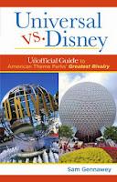 Between Books - Universal vs. Disney