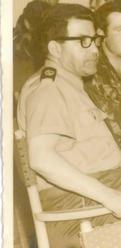 António Marvanejo, Sargento Ajudante