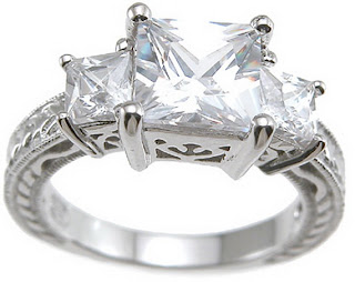 Silver Engagement Rings 2013
