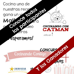 #CocinandoContigo