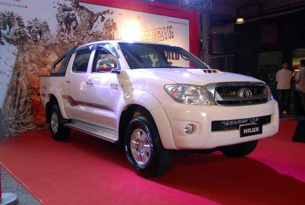 Export Prices Of Mark Motors Thailand Toyota Hilux Vigo