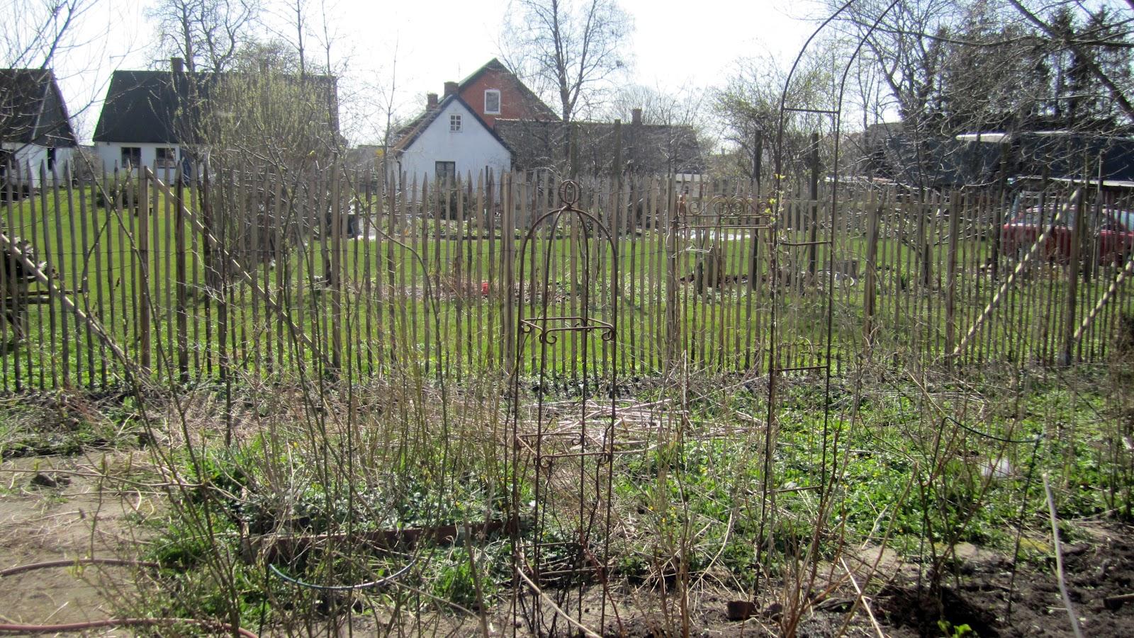 I vått och torrt trädgårdsdesign: kökslandets uppgång och fall ...