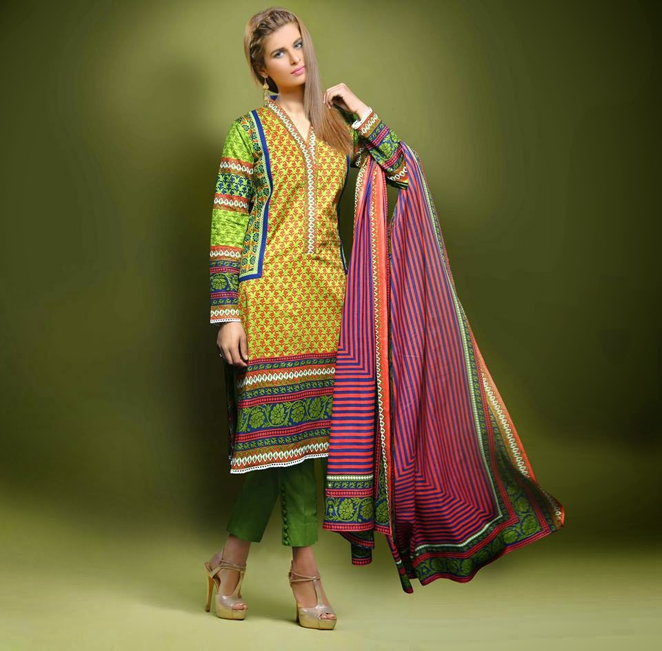 Nimsay Latest Parsa Lawn 2015 Collection