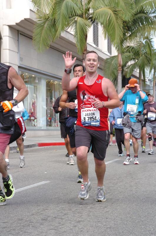 LA Marathon 2012 Rodeo Drive