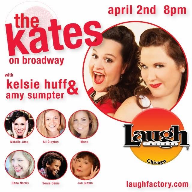 """""""the kates"""" LIVE!"""