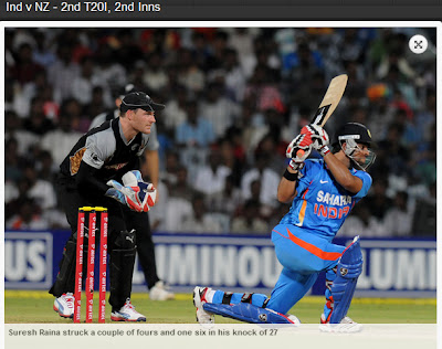 India-v-New-Zealand-2nd-T20-Suresh-Raina