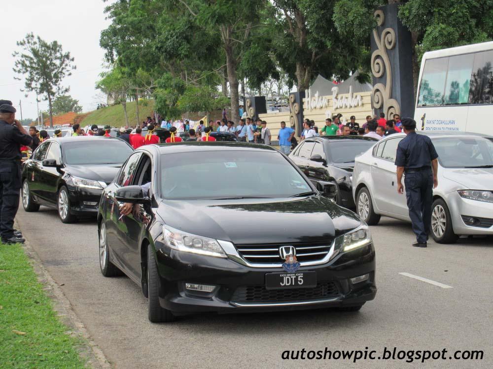 Honda Accord 2.4 Exco Negeri Johor JDT5