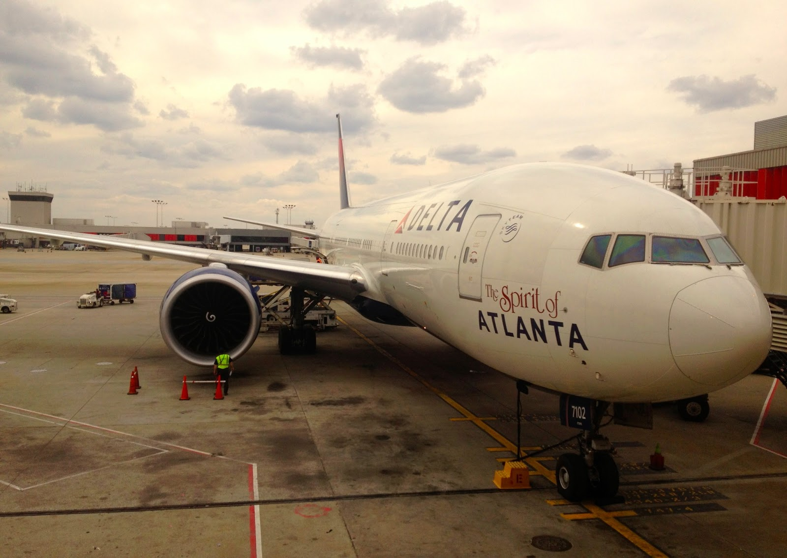 From Private To Professional Pilot Flight Report Delta 777200LR N702DN L