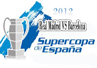 Real Madrid VS Barcelona 2-1 Piala Super Copa 2012