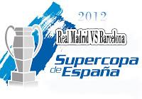 Real Madrid VS Barcelona 2-1 Piala Super Copa 2012