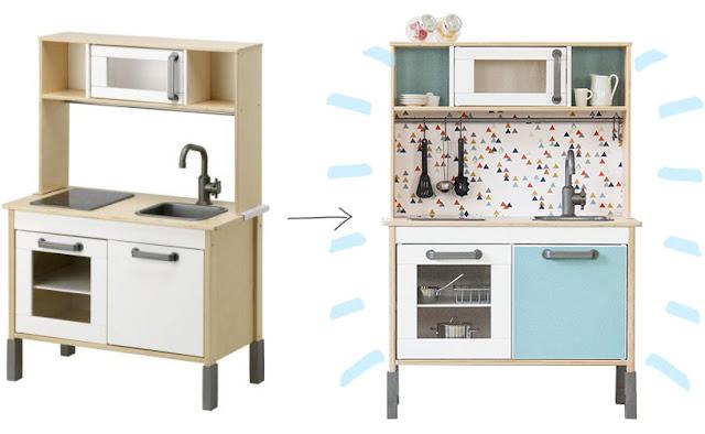 Welches Kind Freut Sich Nicht Auf So Eine Spielküche ?