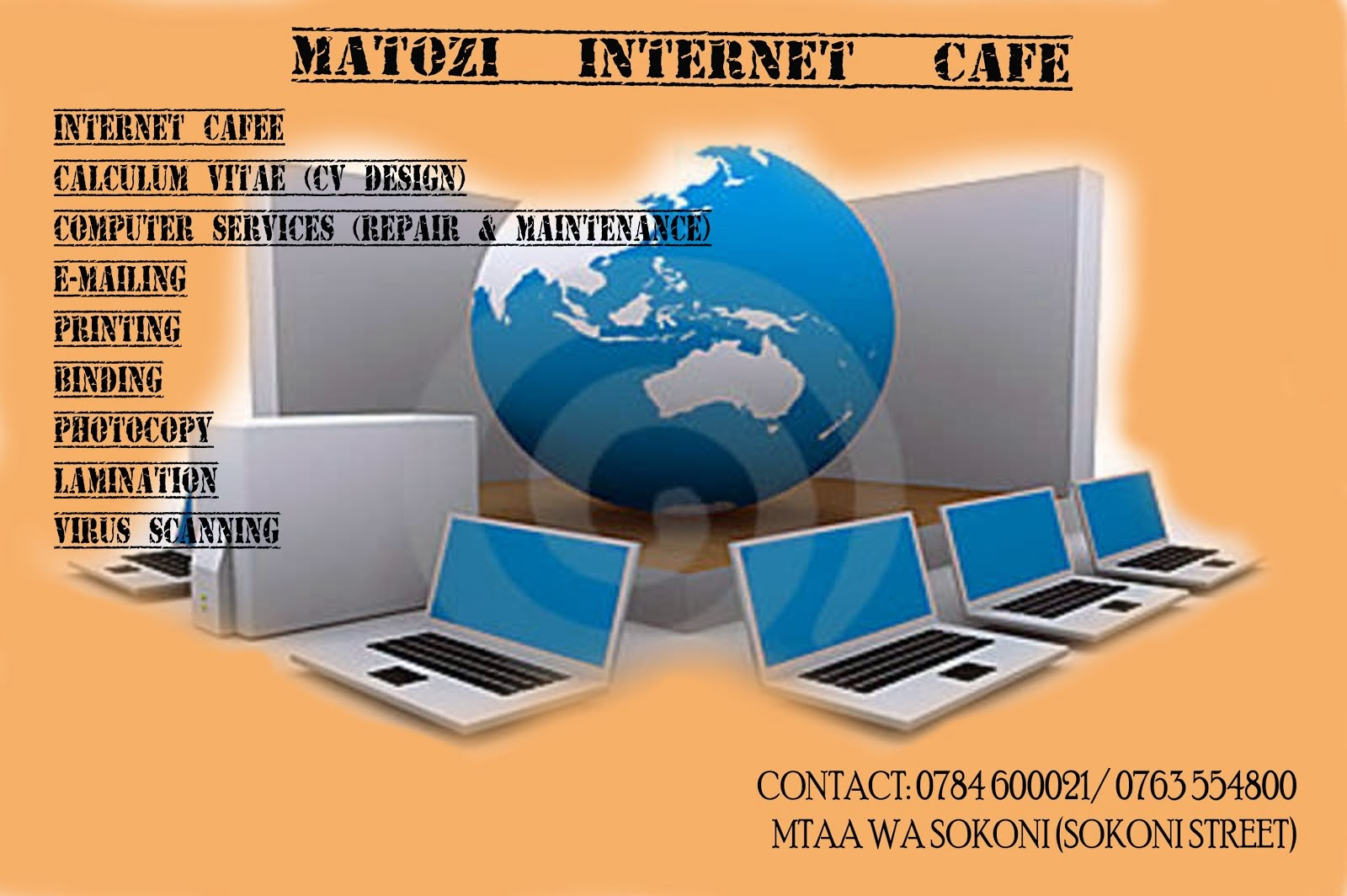 Matozi Internet cafe