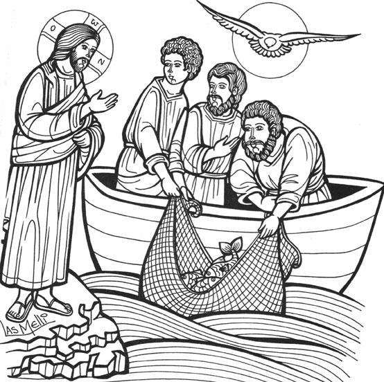 SGBlogosfera. Amigos de Jesús: PESCADOR DE HOMBRES