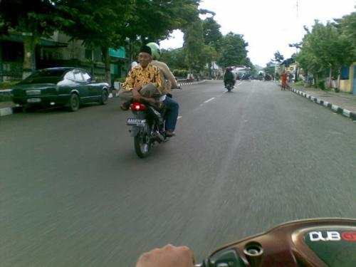 Pembalap Liar Koplak nan Kocak
