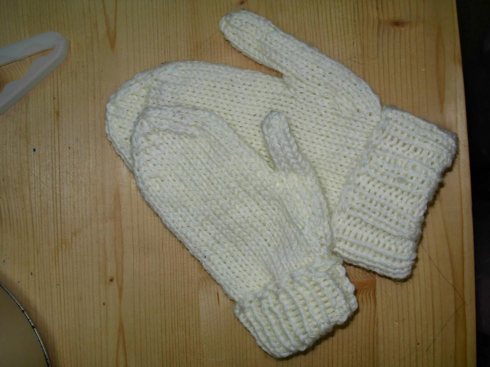Der schneeweisse Handschuh ein Wintermärchen