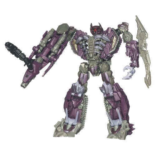 Transformers Dark of the Moon - MechTech Voyager Shockwave