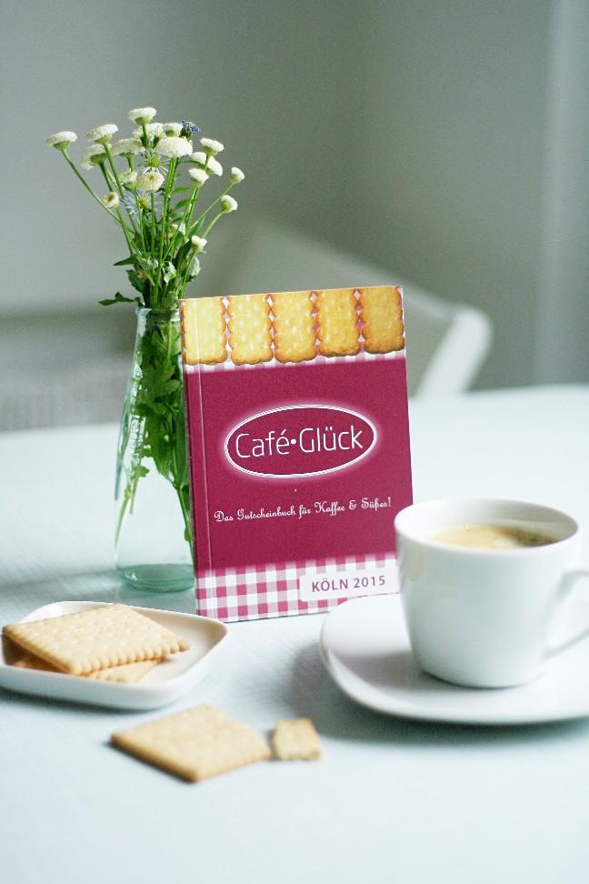 Café-Glück, Gutscheinbuch, Gutscheinheft, Berlin, Düsseldorf, Hamburg, Köln, Café, Kaffee & Kuchen, Geschenkidee