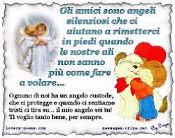 dalla mia amica Anna
