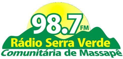 Sintonize Serra Verde FM