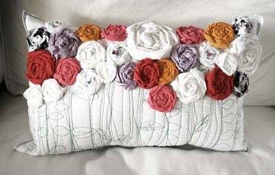 Como hacer almohadon de diseño